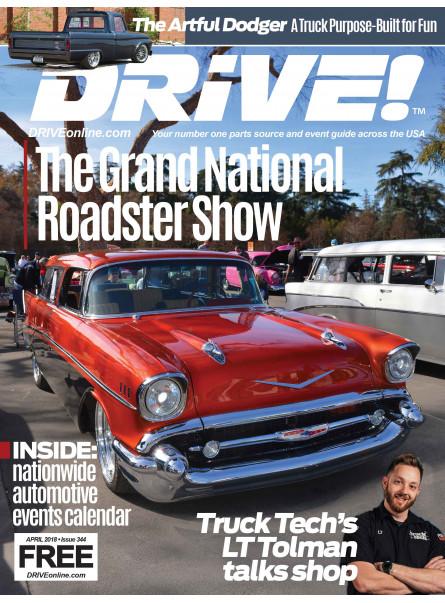 Drive April 2018