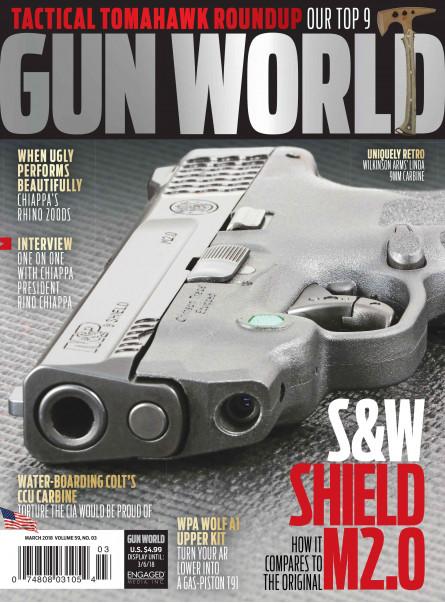 Gun World March 2018
