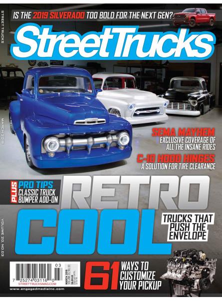Street Trucks March 2018