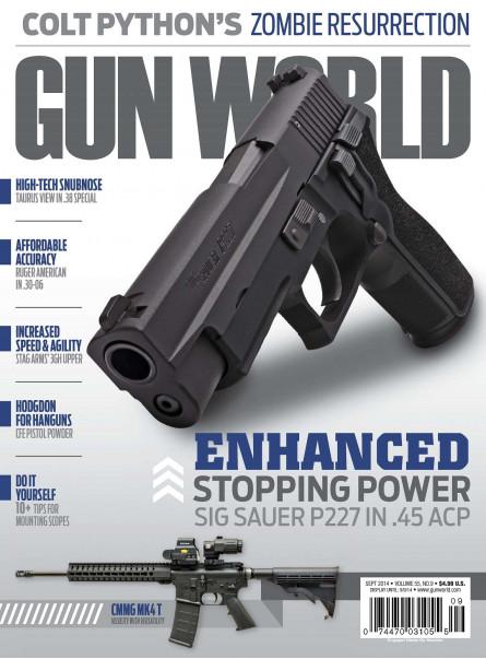 Gun World September 2014