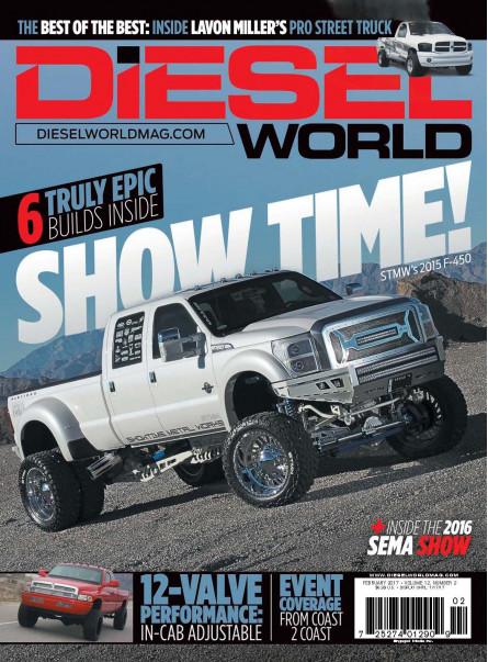 Diesel World February 2017