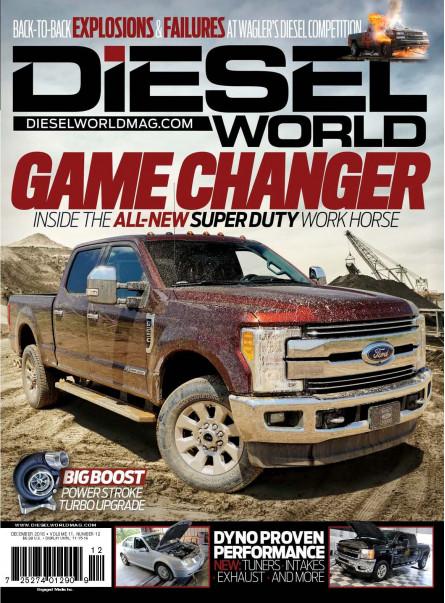 Diesel World Dec 2016