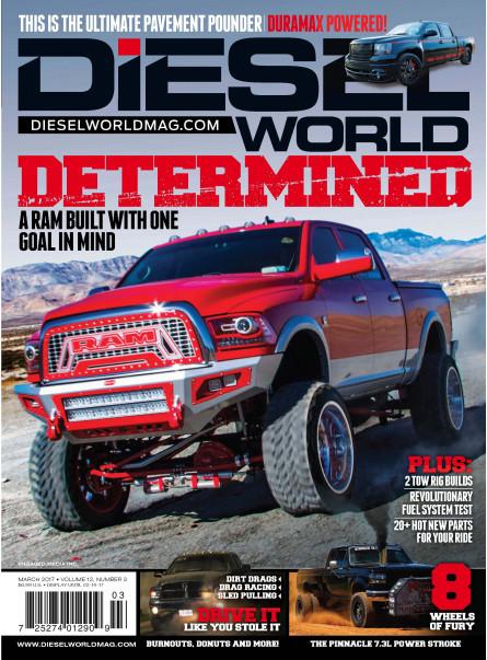 Diesel World March 2017