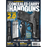 Conceal Carry Handguns Spring 2018