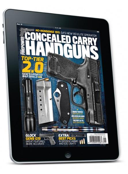 Conceal Carry Handguns Spring 2018 Digital