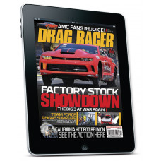 Drag Racer March 2018 Digital