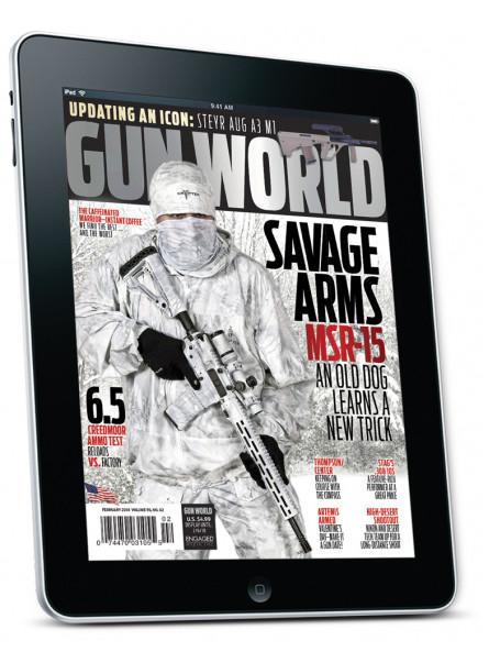 Gun World February 2018 Digital