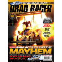 Drag Racer September 2018