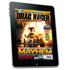 Drag Racer September 2018 Digital