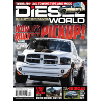 Diesel World September 2018