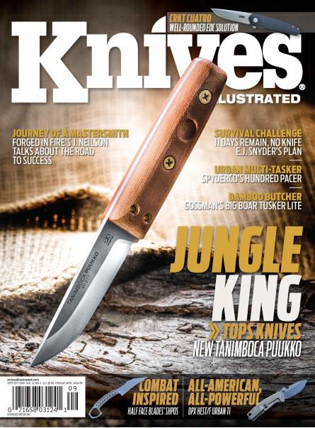 Knives September/October 2018
