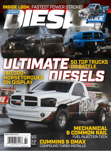 Ultimate Diesel Guide Aug/Sep 2018