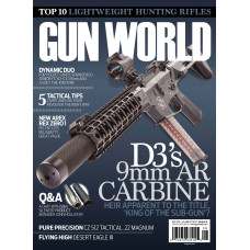 Gun World August 2016
