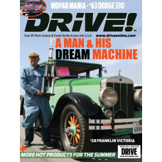 Drive August 2016