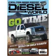 Diesel World August 2016