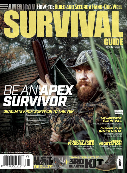 American Survival Guide August 2017