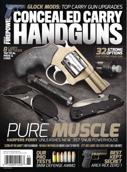 Conceal Carry Handguns Fall 2017