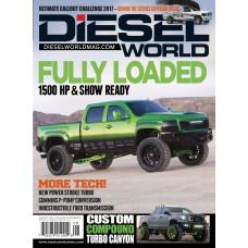 Diesel World August 2017