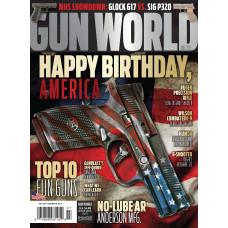Gun World July 2017