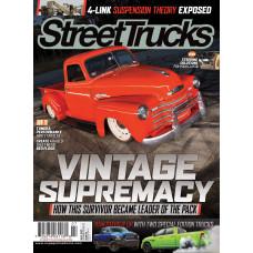 Street Trucks July 2017
