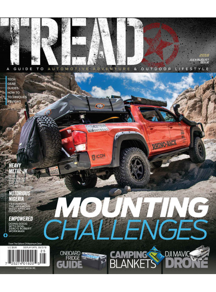 Tread July/August 2018