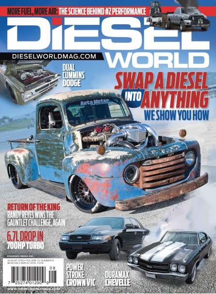 Diesel World August 2018