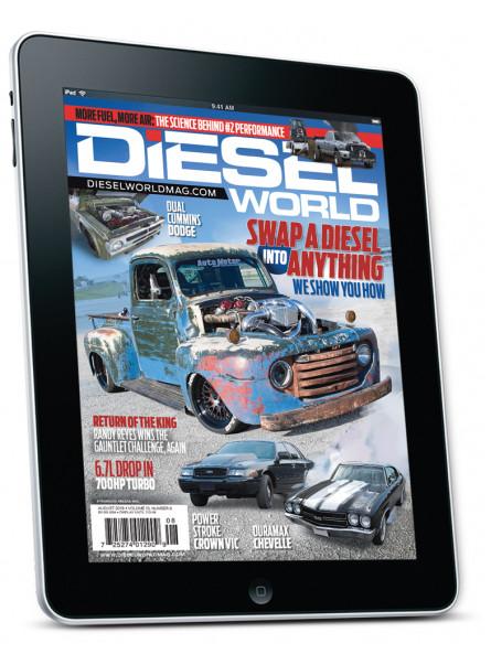 Diesel World August 2018 Digital