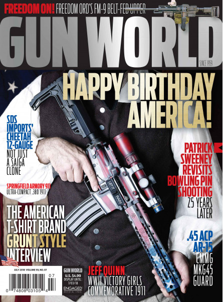 Gun World July 2018