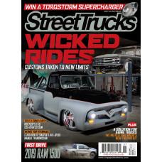 Street Trucks July 2018