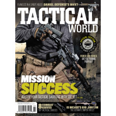 Tactical World summer/Fall 2018
