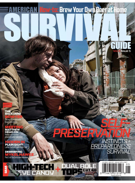 American Survival Guide May 2017