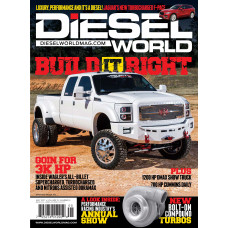 Diesel World May 2017