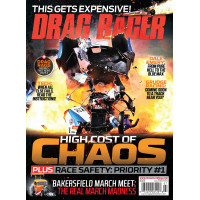 Drag Racer July 2018
