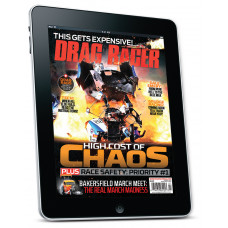 Drag Racer July 2018 Digital