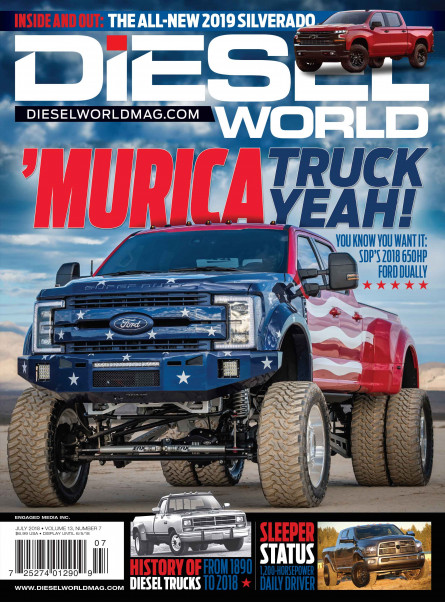 Diesel World July 2018