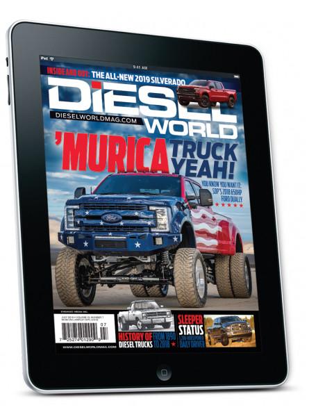 Diesel World July 2018 Digital