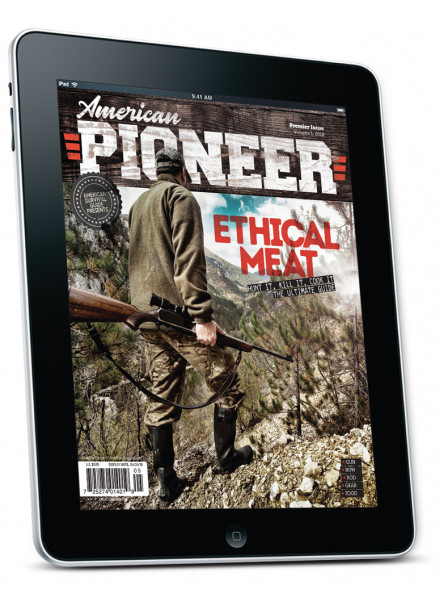 ASG Presents American Pioneer May 2018 Digital