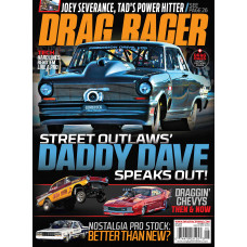 Drag Racer May 2018