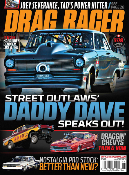 Drag Racer May 2018