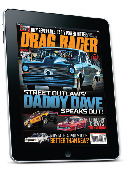 Drag Racer May 2018 Digital