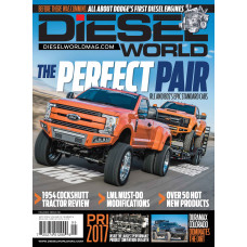 Diesel World May 2018