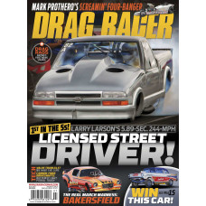 Drag Racer July 2017
