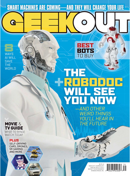Geek out - 2017