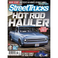 Street Trucks June 2017
