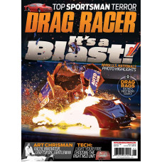 Drag Racer January 2017