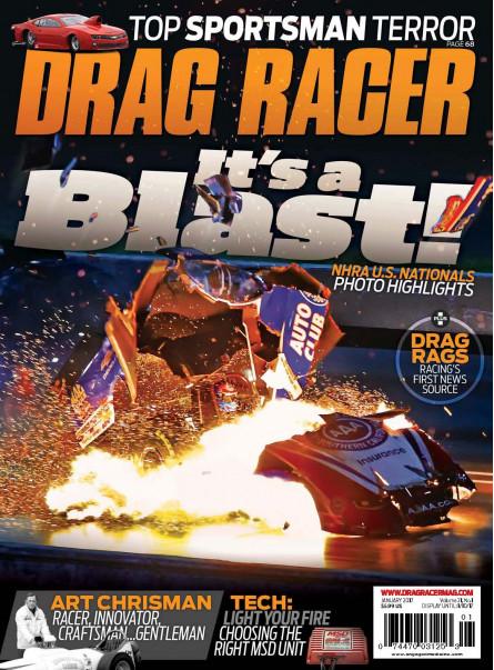 Drag Racer January 2017