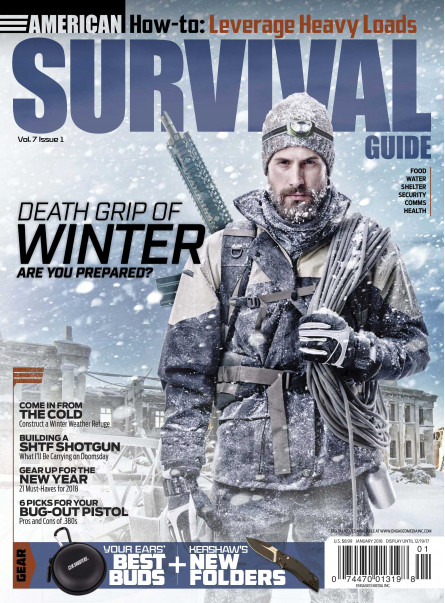 American Survival Guide January 2018