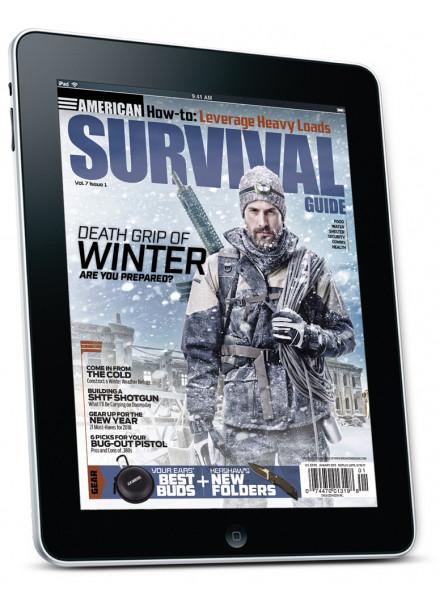 American Survival Guide January 2018 Digital
