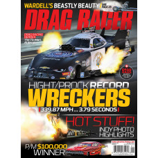 Drag Racer January 2018