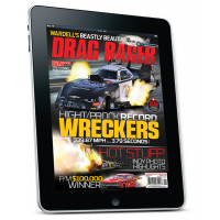 Drag Racer January 2018 Digital